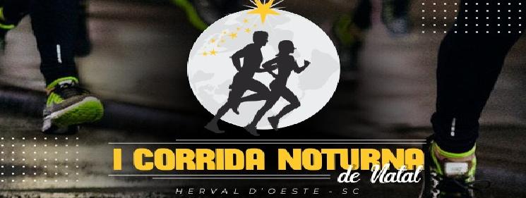 CORRIDA NOTURNA DE NATAL CDL HERVAL D' OESTE-SC