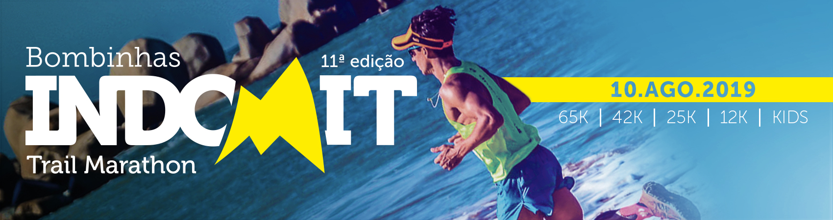 INDOMIT Bombinhas Ultra Trail
