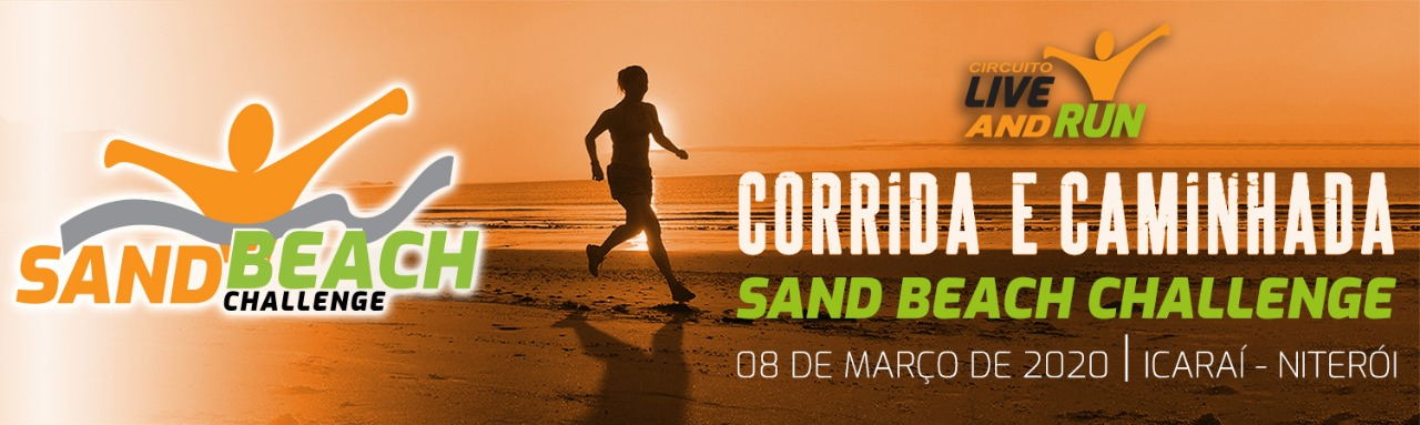 CIRCUITO LIVE AND RUN - sand beach challenge