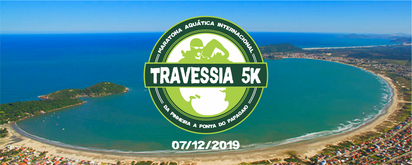 TRAVESSIA 5K - DA PINHEIRA A PONTA DO PAPAGAIO