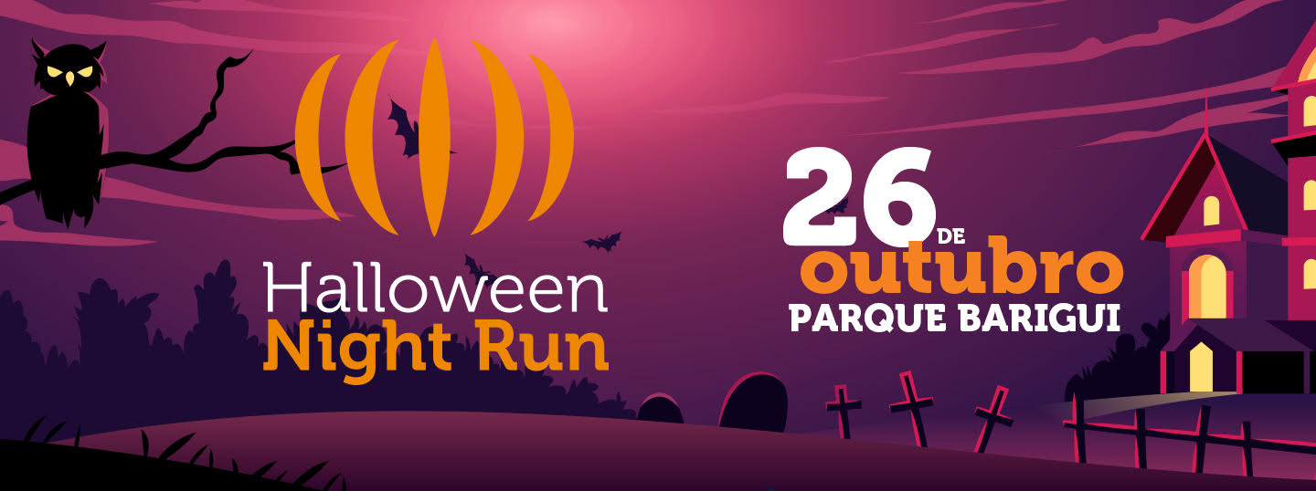 CORRIDA I-RUN - HALLOWEEN NIGHT RUN - 2019