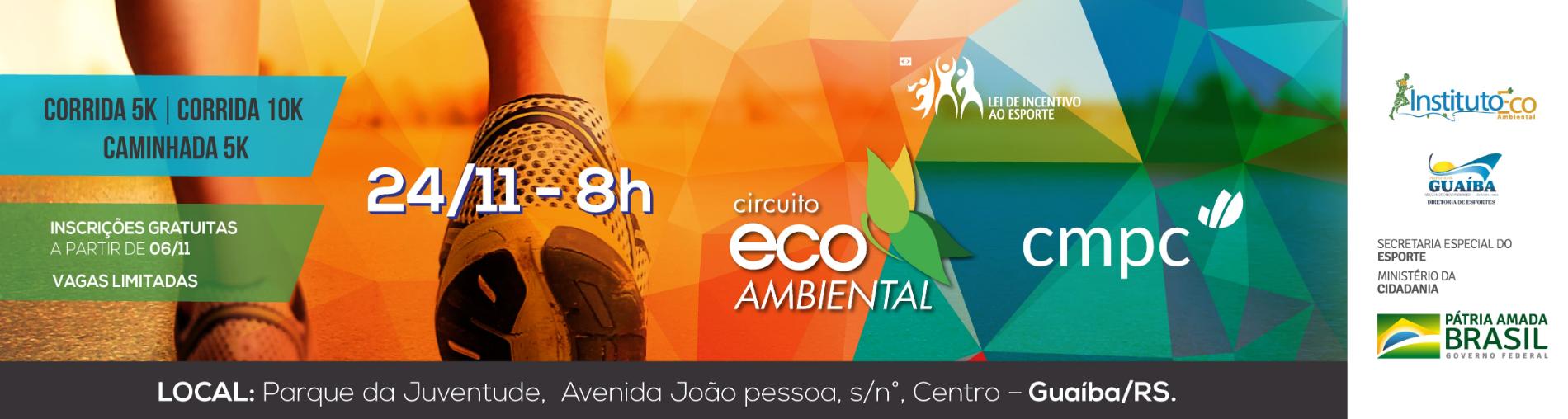 CIRCUITO ECO AMBIENTAL - GUAÍBA