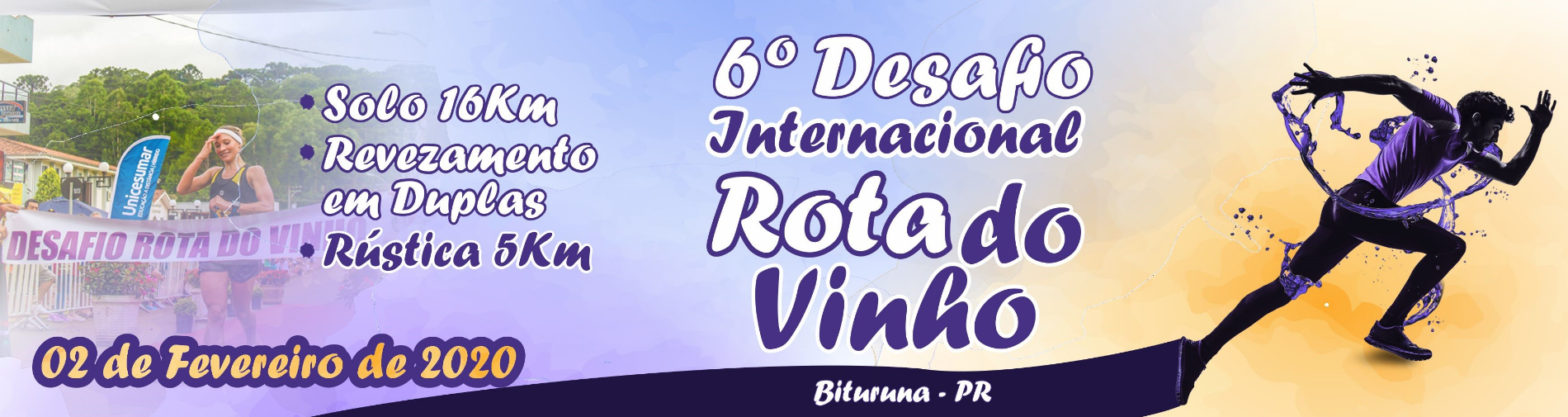 6º DESAFIO INTERNACIONAL ROTA DO VINHO
