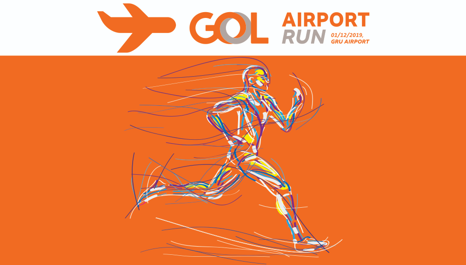 GOL AIRPORT RUN