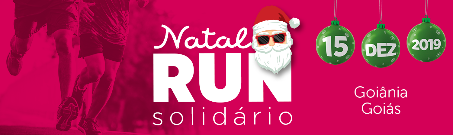 NATAL RUN SOLIDÁRIO 2019