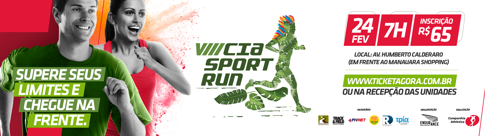 VIII Cia Sports Run