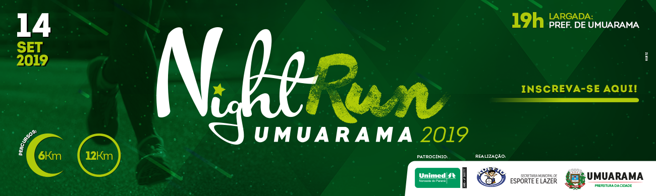 NIGHT RUN UMUARAMA