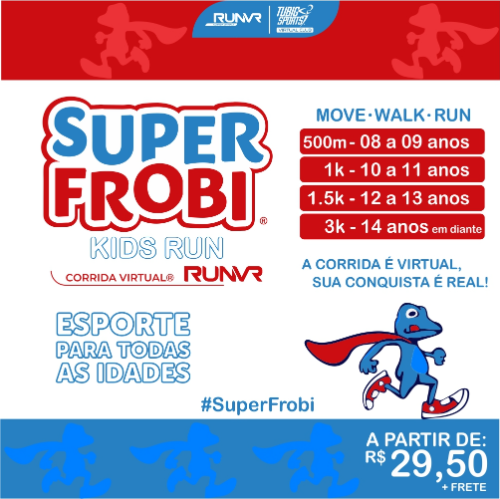 SUPER FROBI KIDS RUN VR