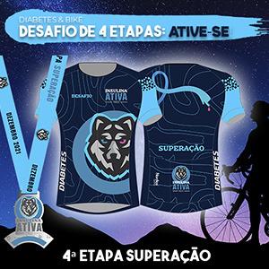 DESAFIO ATIVE-SE! 4ª etapa - SUPERAÇÃO