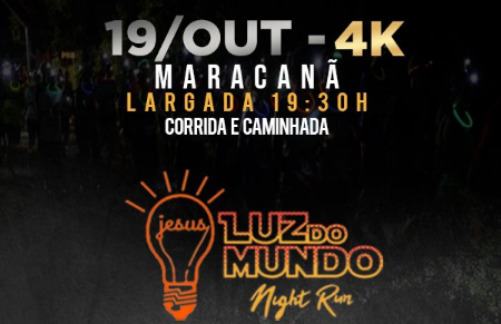 LUZ DO MUNDO NIGHT RUN