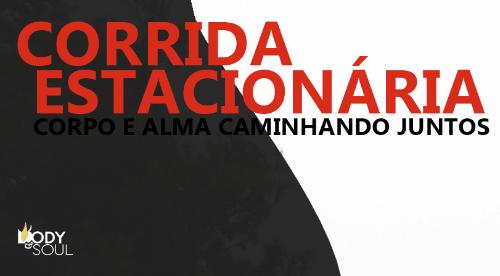 CORRIDA ESTACIONÁRIA