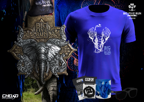 BIG FIVE RUN SERIES - ETAPA ELEFANTE