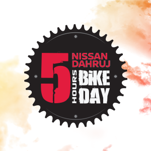 NISSAN DAHRUJ 5 HOURS BIKE DAY