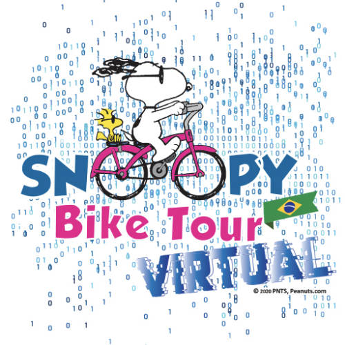 SNOOPY BIKE TOUR VIRTUAL - 2020