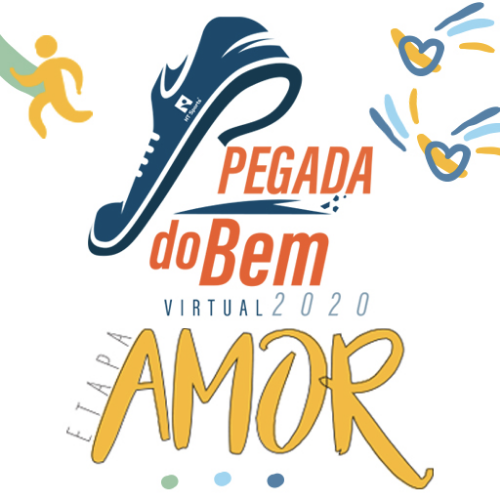 PEGADA DO BEM VIRTUAL - ETAPA AMOR