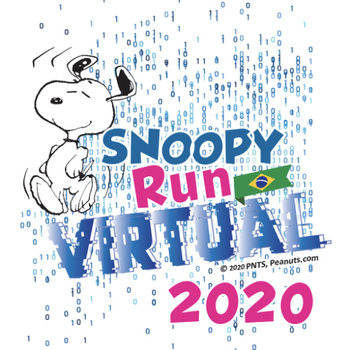 SNOOPY RUN VIRTUAL - 2020